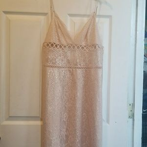 Victoria secret teddy dress